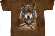T-shirt (Adult): Master of the Forest, caramel